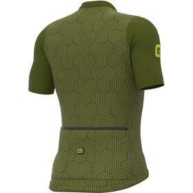 Alé Cycling Solid Cross SS Jersey Men, verde